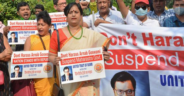 No matter what you think of Arnab Goswami,  'bail not jail' should be the norm