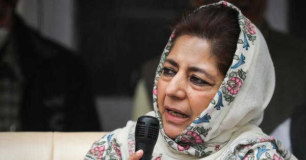 J&K special status must be restored, says Mehbooba Mufti ahead of key meeting with PM Modi