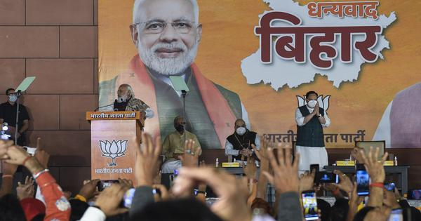 Decoding the Bihar results in 32 charts: Turnouts, vote shares, victory margins and more
