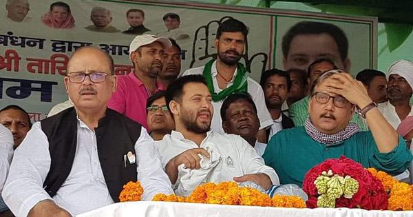 Bihar elections: 'Delay in seat sharing hurt Mahagathbandhan,' says Congress' Tariq Anwar