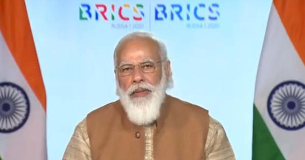BRICS summit: Countries aiding terrorists should be identified as guilty, says PM Narendra Modi