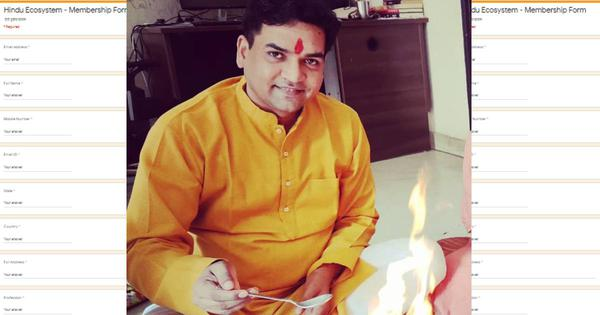 Why the new 'Hindu Ecosystem' that BJP leader Kapil Mishra is aiming to build sounds so menacing