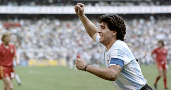 Behind Diego Maradona's silky skills and brazen demeanour, was an impeccable yet underrated leader