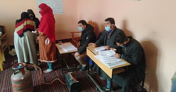 J&K: Over 51% total turnout recorded in first phase of District Development Council elections