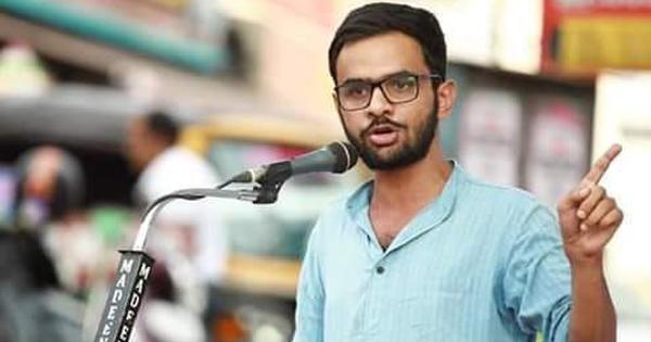 Delhi violence: Umar Khalid calls media campaign against him 'vicious', seeks copy of chargesheet