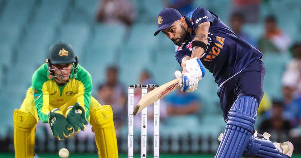 Video highlights: Kohli & Co put up fight with bat but Smith's ton takes Australia to ODI series win