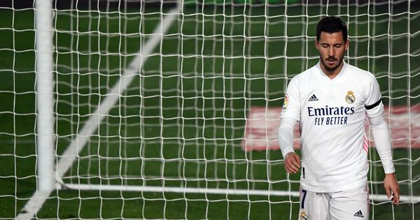 La Liga: More frustration for Real Madrid as Hazard faces another spell on sidelines due to injury