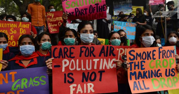 Decoding science: How art can help in communicating the harms of air pollution in India