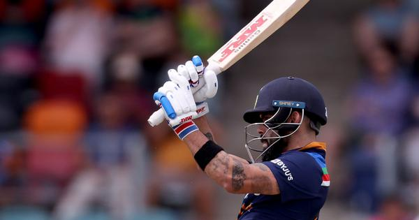 Data check: Outstanding Virat Kohli is the fastest to 12000 runs in ODIs