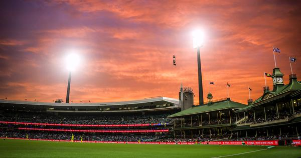 India tour of Australia: Remaining matches in Sydney set to be played in front of packed stands