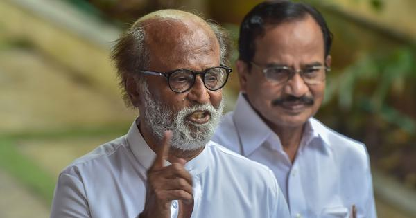 'Ready to sacrifice life': Rajinikanth to launch political party in January, will contest TN polls