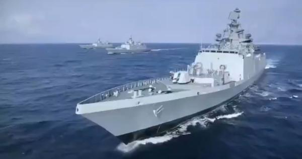 Navy Day 2020: Watch these video tributes honouring India's marine forces