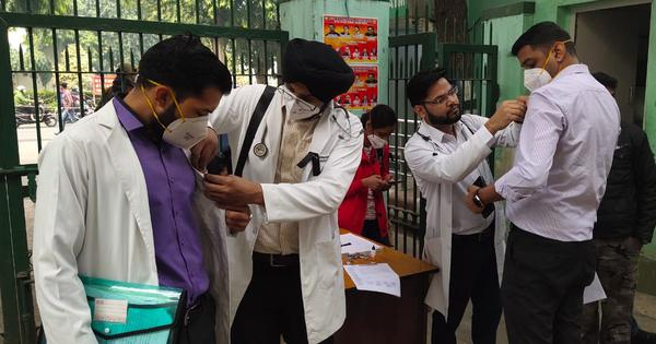 Thousands of doctors go on strike against Centre's move allowing Ayurveda doctors to perform surgery
