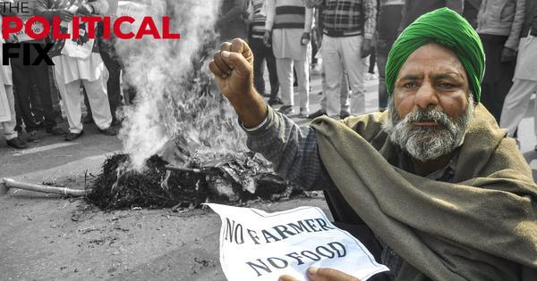 The Political Fix: Three ways to understand the massive farmer protests taking on Modi in Delhi