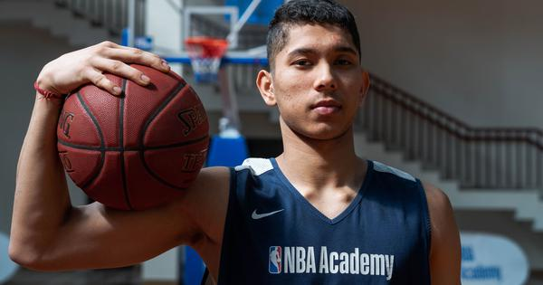 From Uttarakhand to USA, teenager Riyanshu Negi is going places with basketball