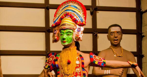 Weekend Quiz: Which 18th-century Kerala art form accompanies the recitation of satirical verse?
