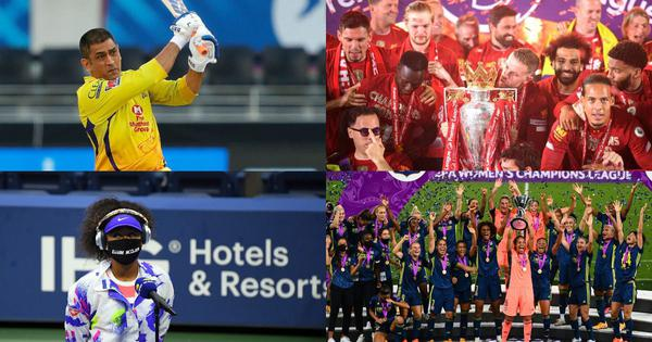 Memorable sports moments of 2020: Nadal's 20th, Dhoni's lyrical farewell, Osaka's statement triumph