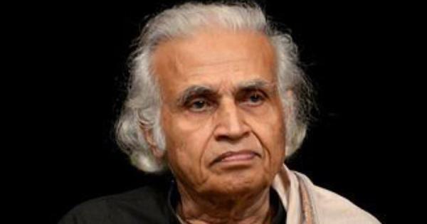 Dance historian and critic Sunil Kothari dies of cardiac arrest