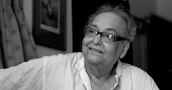Who was Soumitra Chatterjee's favourite athlete? Hint: think cricket