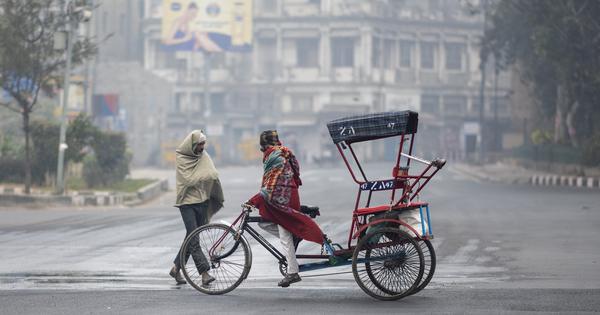 Delhi records coldest New Year's Day in 15 years at 1.1 degrees as cold wave persists in North India