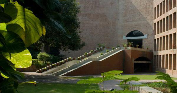 IIM Ahmedabad cancels plan to demolish 14 dorms designed by iconic architect Louis Kahn