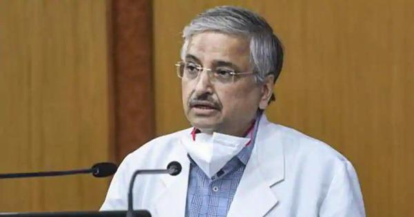 Even those who are fully vaccinated need to wear mask, observe physical distancing, says AIIMS chief