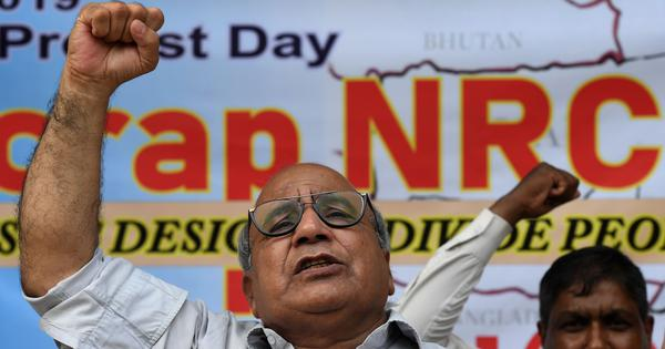 The NRC in Assam doesn't just violate human rights of millions – it also breaks international law