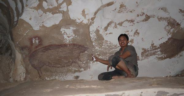 How we discovered world's oldest known cave painting of animals in a secret Indonesian valley