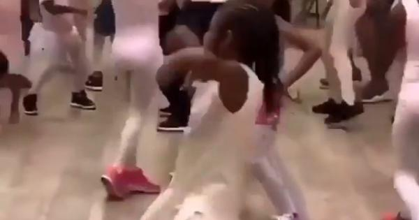 Watch: Beyoncé's daughter Blue Ivy dances with contagious energy