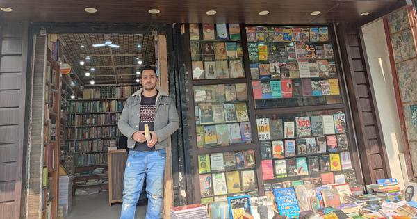 How this bookshop in Srinagar used discounts and delivery innovations to survive Covid-19