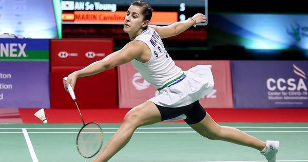 Thailand Open: Tai Tzu-ying, Carolina Marin set up cracking final in badminton's 2021 return