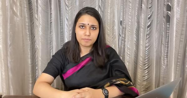 Watch: Impersonating Navika Kumar, comic Saloni Gaur pokes fun at Arnab Goswami, Nidhi Razdan