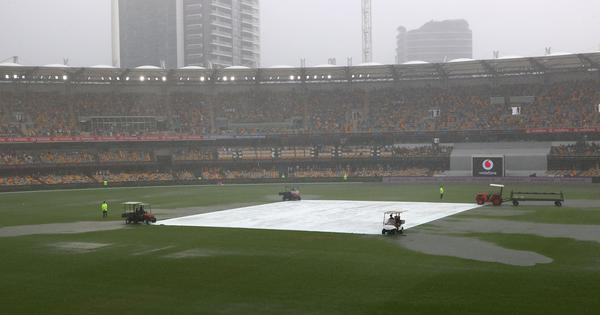 Australia vs India, Brisbane Test: Rain, thunderstorm in weather forecast for Day 5 at Gabba