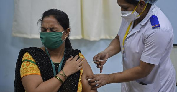 Coronavirus: 'Upsetting if health workers refuse vaccination, please get inoculated,' says Centre