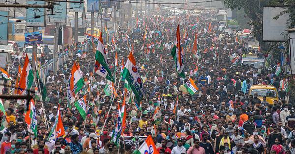 West Bengal polls: Controversial 'goli maaro' slogan heard at TMC rally in Kolkata