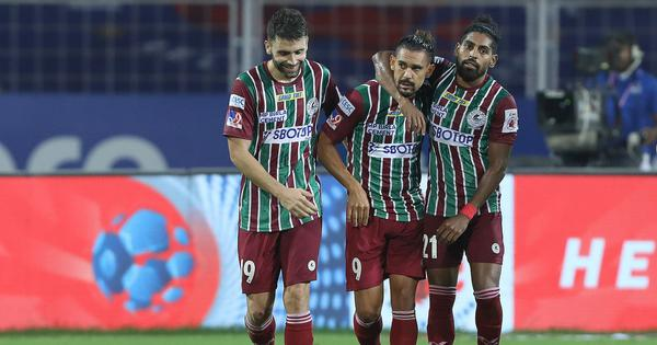 ISL: ATK Mohun Bagan edge past Chennaiyin FC thanks to David Williams' stoppage-time winner