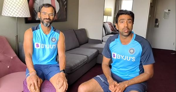 Watch: Ashwin Ravichandran takes you behind the scenes of India's epic Test series in Australia