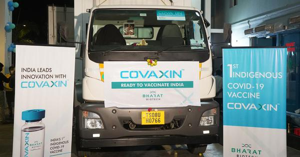 Coronavirus: Covaxin's production capacity to be doubled by May-June, says Centre