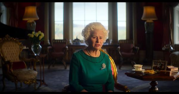 'Check out my official regal merch': Watch this amusing parody of The Queen from 'Death to 2020'