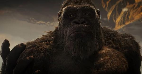 Watch: 'Godzilla vs Kong' set for March 26 release