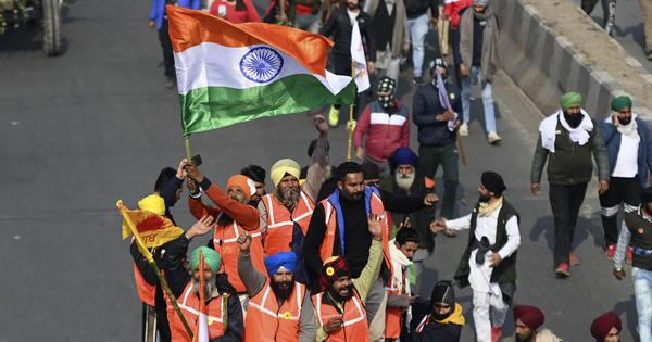 'Delhi is our capital too': A blow-by-blow account of the farmers' tractor rally on Republic Day