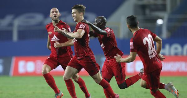 ISL: Federico Gallego's stunning strike helps NorthEast United to shock win over ATK Mohun Bagan