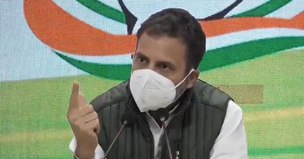 Coronavirus: Rahul Gandhi criticises Centre for deaths due to oxygen shortage, says 'this is on you'