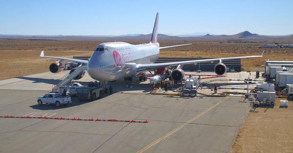 How Virgin Orbit launched a rocket from a plane