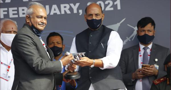 India ready to defeat 'misadventures', says Rajnath Singh after signing Rs 48,000 crore Tejas deal