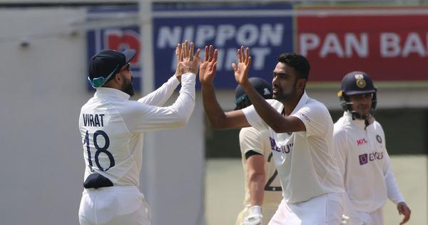 India vs England, 3rd Test, Day 2 Live: Ashwin, Axar star as visitors get bowled out for 81