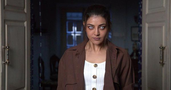 'Live Telecast' review: A TV crew is trapped in a house with an angry spirit and loads of cameras - Scroll.in