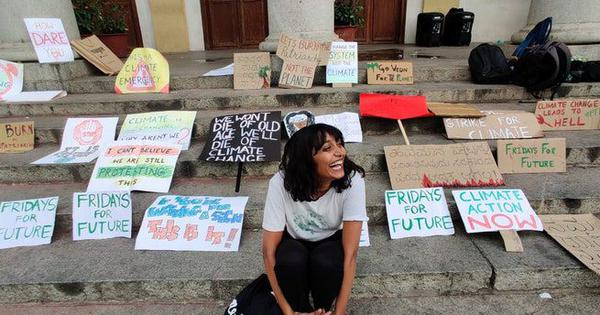 Who is Disha Ravi, the climate activist arrested by Delhi police?