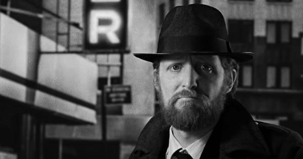 Watch: After Scandinavian crime dramas, comedian sends up Hollywood noir films