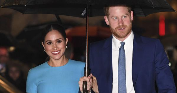 Prince Harry, Duchess Meghan will not return as working members of UK's royal family